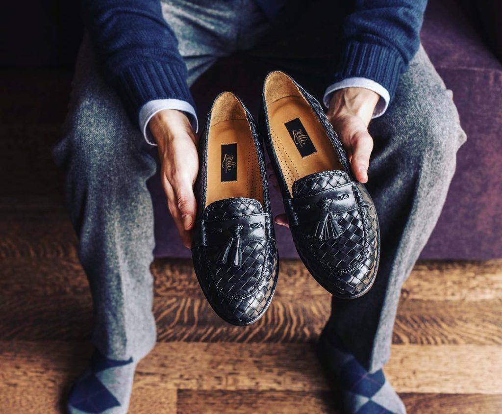 Zelli Riviera Woven Shoes