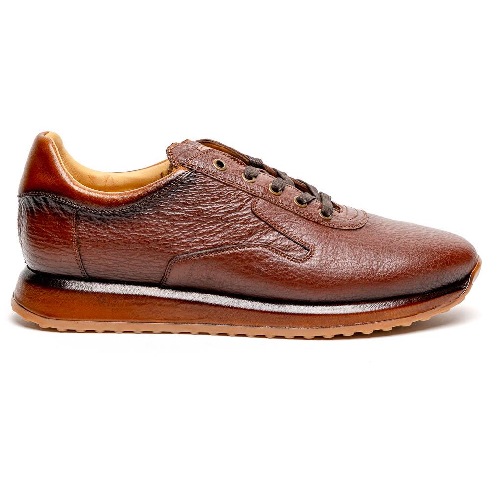 Mezlan 4768 Shark Sneakers Cognac Image