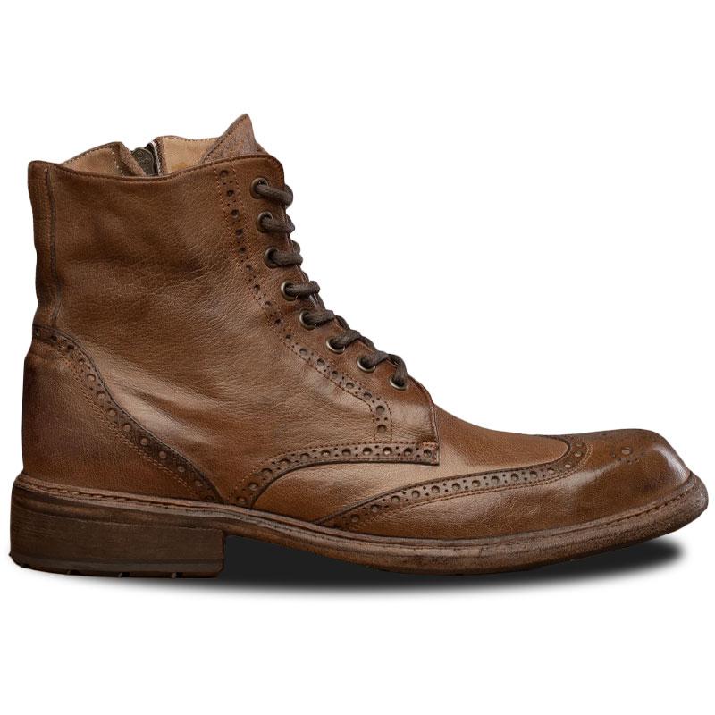 Calzoleria Toscana 9147 Cesar Buffalo Boots Moor Image