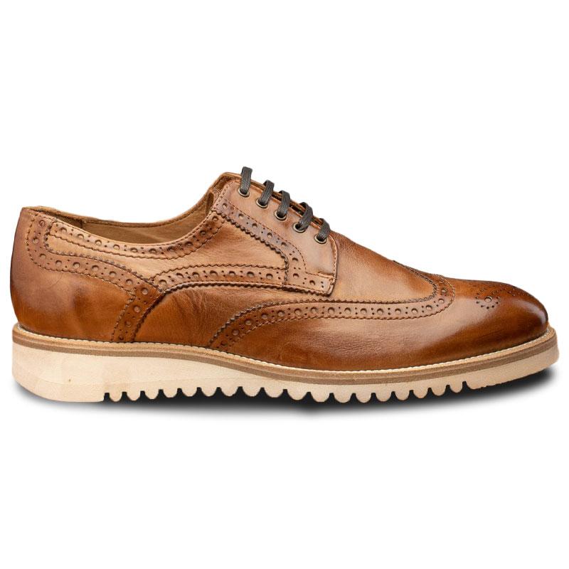 Calzoleria Toscana Q399 Agos Wingtip Shoes Cerris Image