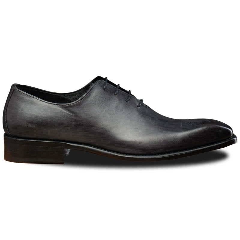 Calzoleria Toscana 4633 Wholecut Oxfords Gray Image
