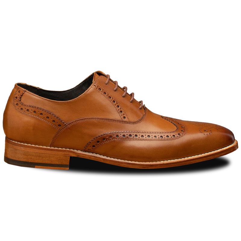 Calzoleria Toscana H310 Onice Wingtip Oxfords Chester Image