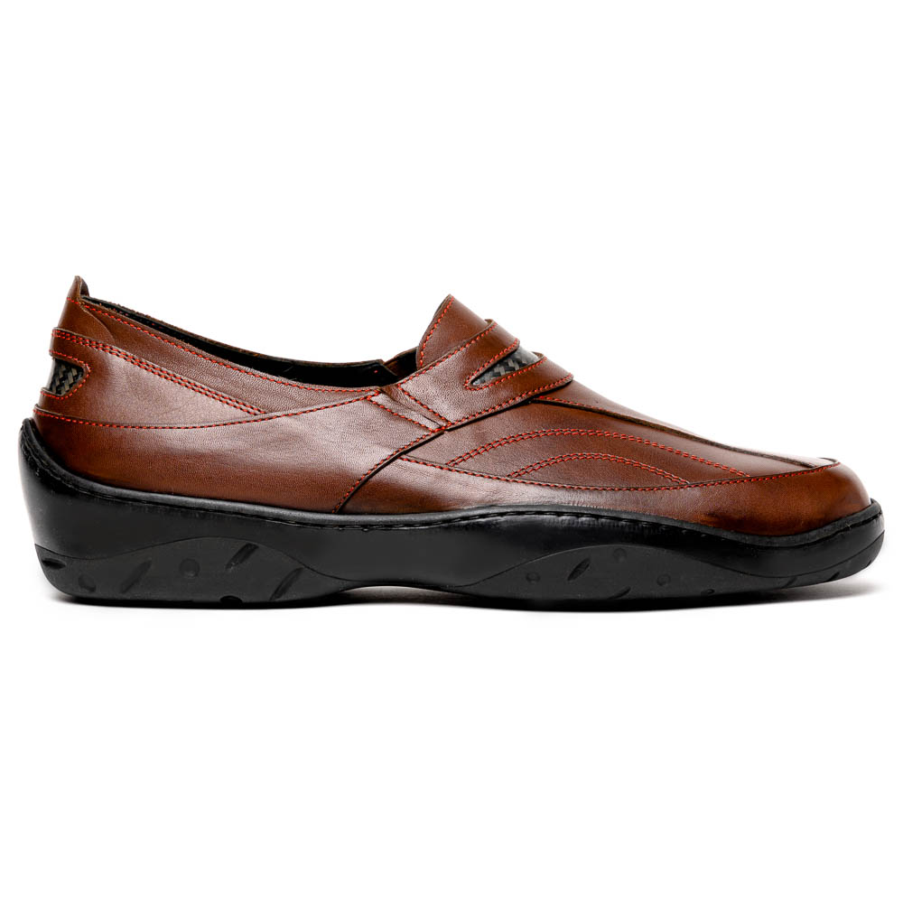 Michael Toschi Fata ST Driving Shoes Brown Image
