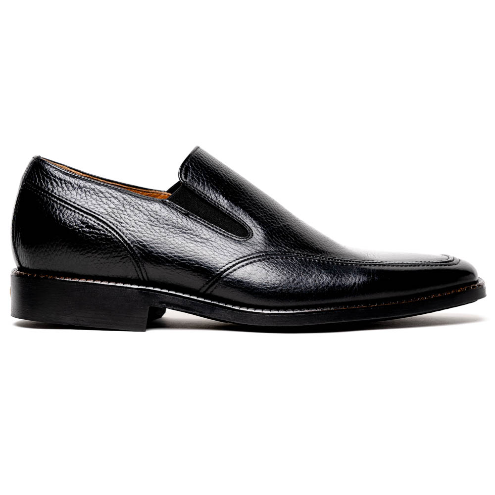 Michael Toschi Mario Double Side Gore Loafers Black Image