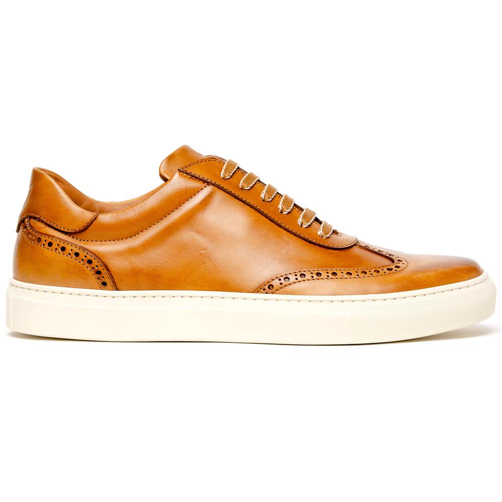 Michael Toschi Minnaar Sneakers Tan Image