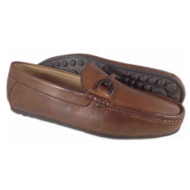 Alan Payne Garda Bit Loafers Chili Image