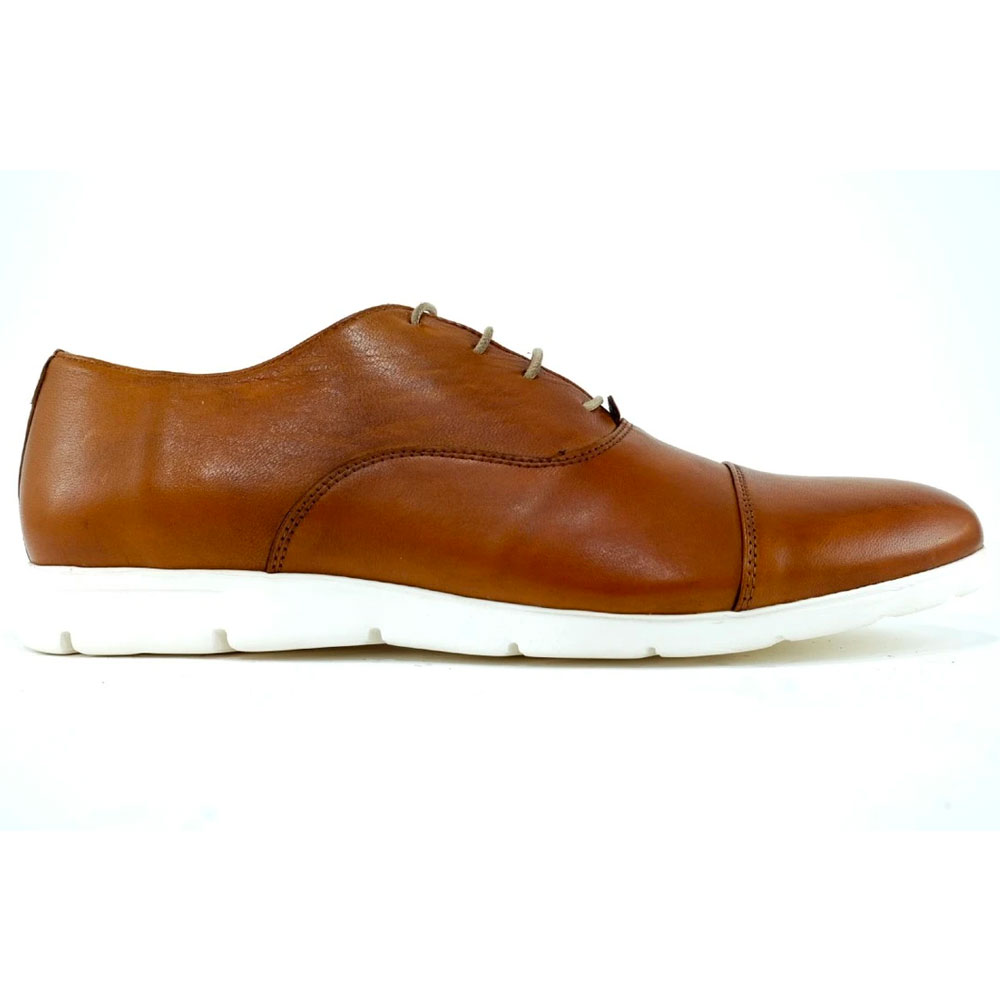 Alan Payne Taylor Suede Sneakers Tan Image