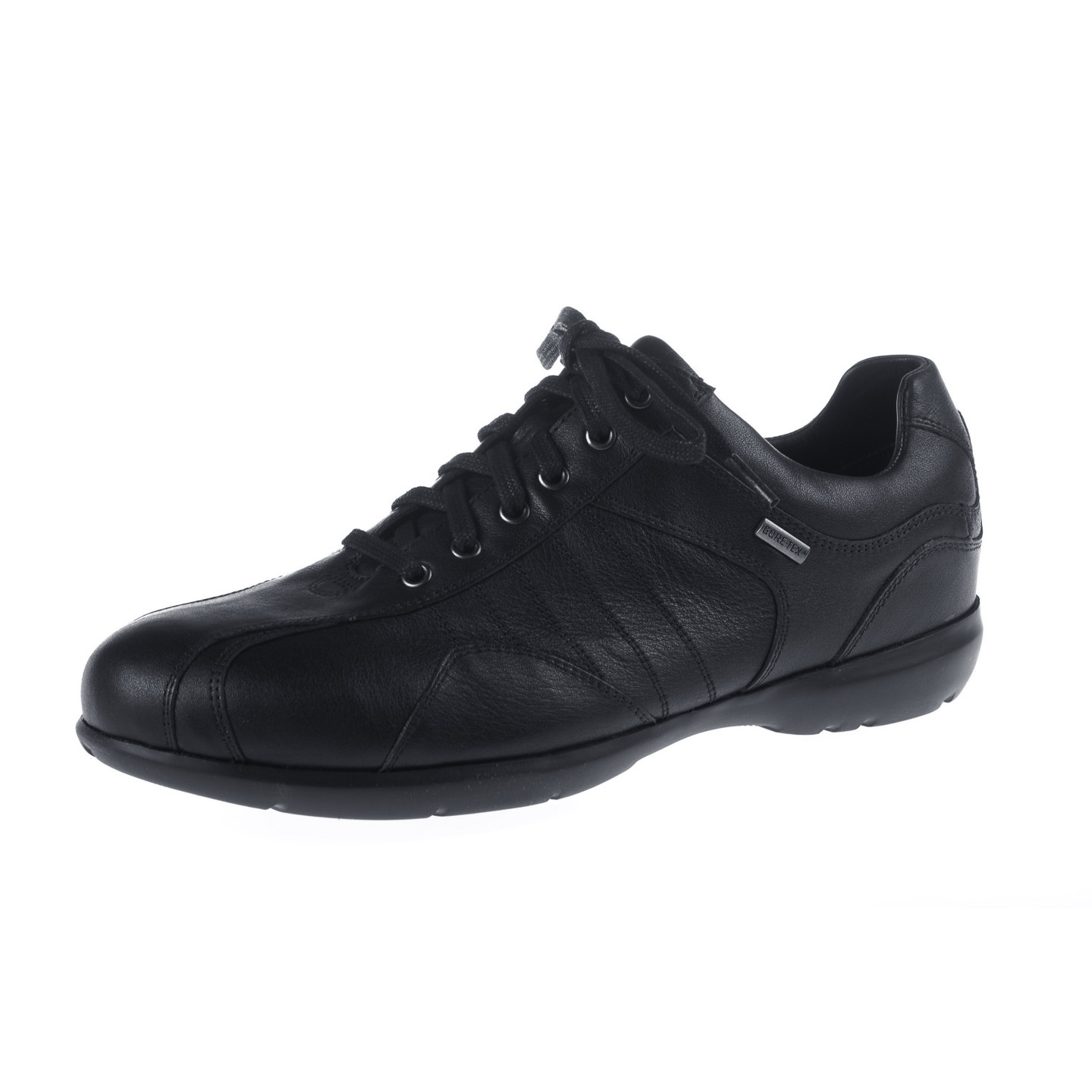 Men's Black Fashion Sneakers Ara Mens Vern Gore Tex Fashion