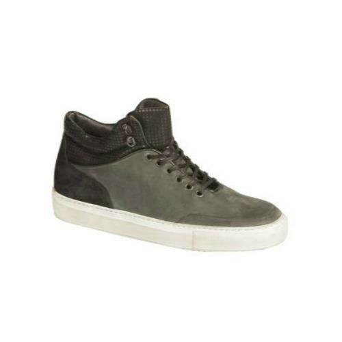 Bacco Bucci Abati High Top Sneakers Gray Image
