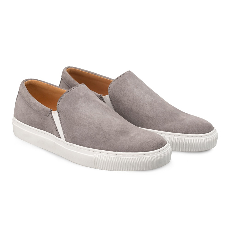 Bacco Bucci Canto Suede Sneaker Grey Image