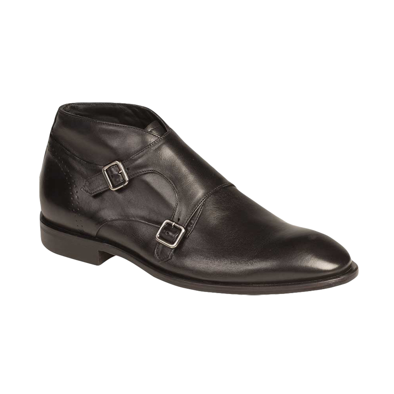 Bacco Bucci Ibarra Shoes Black Image