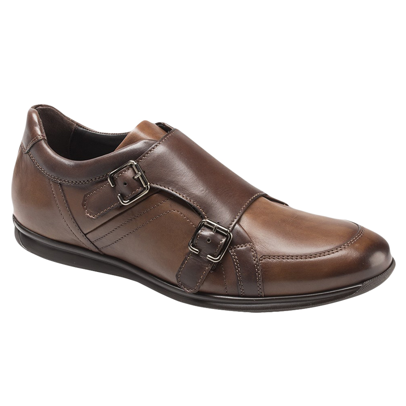 Bacco Bucci Iker Shoes Brown Multi Image