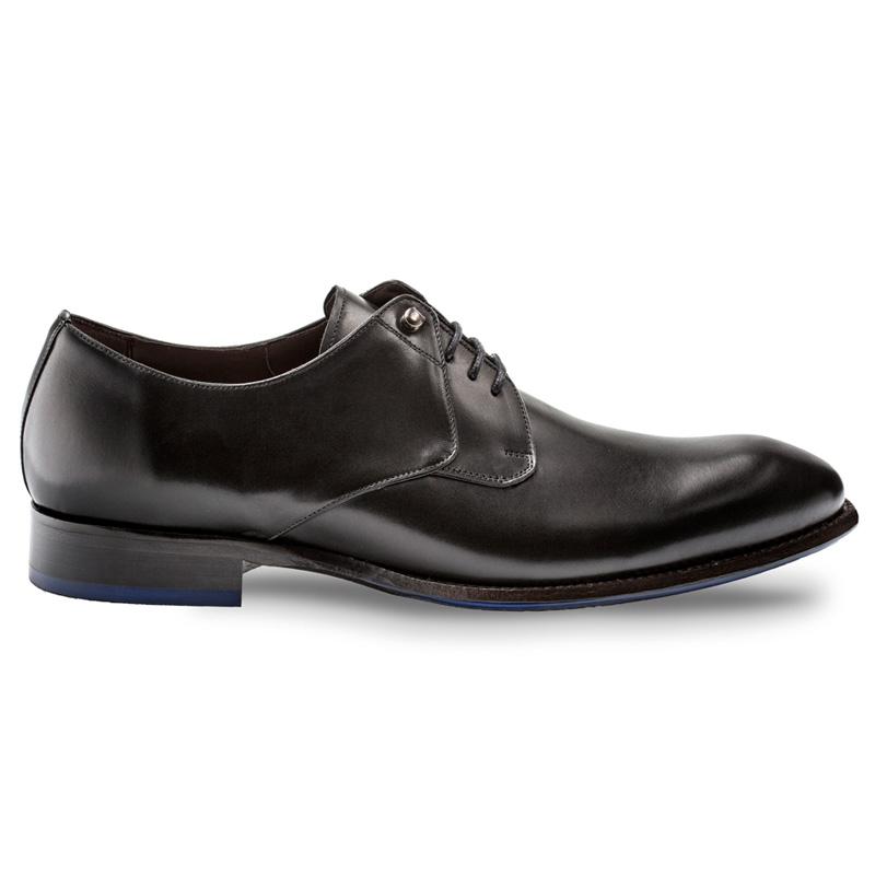 Bacco Bucci Kidd Calfskin Shoe Black Image