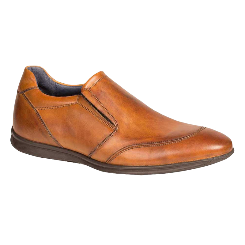 Bacco Bucci Luchino Shoes Tan Image