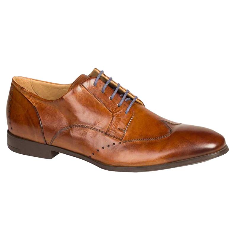Bacco Bucci Mileti Shoes Tan Image