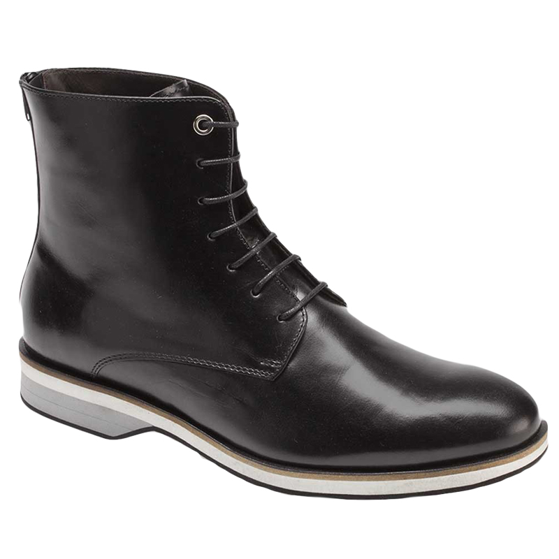Bacco Bucci Modrik Boots Black Image