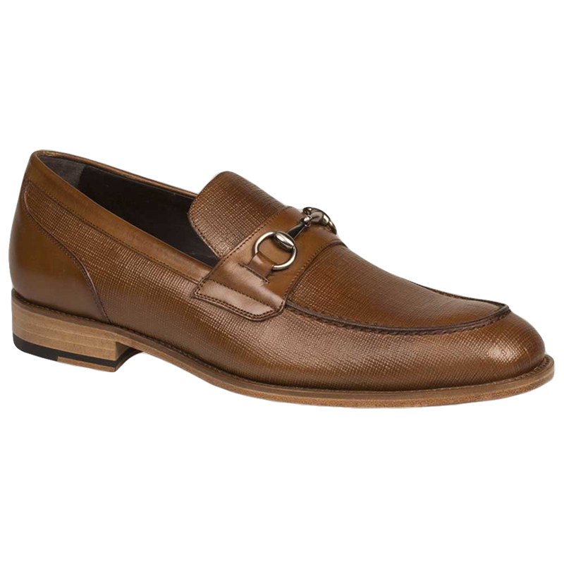 Bacco Bucci Mossi Shoes Whiskey Image