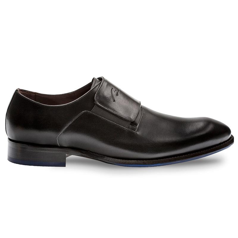 Bacco Bucci Parish Calfskin Shoe Black Image