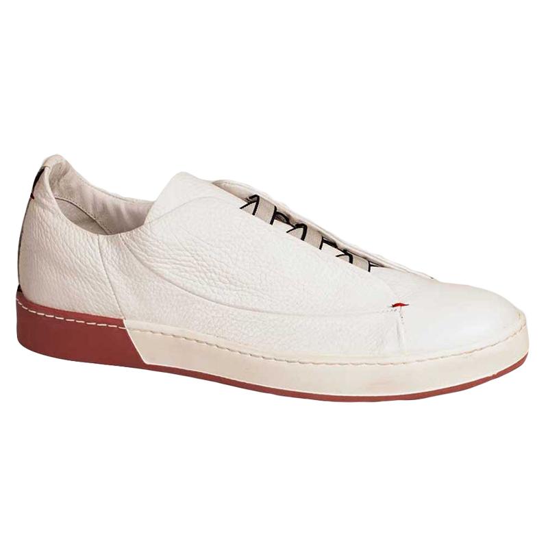Bacco Bucci Pinto Sneakers White Image