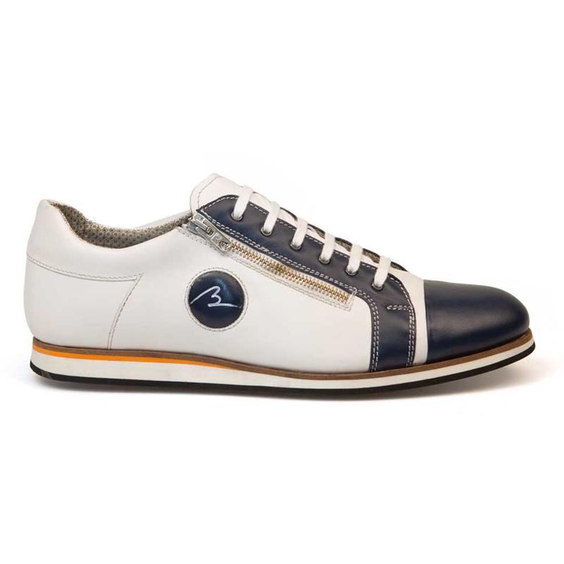 Bacco Bucci Ribery Sneakers Blue / White Image