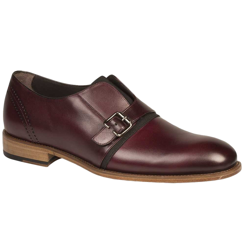Bacco Bucci Stassi Shoes Burgundy Image