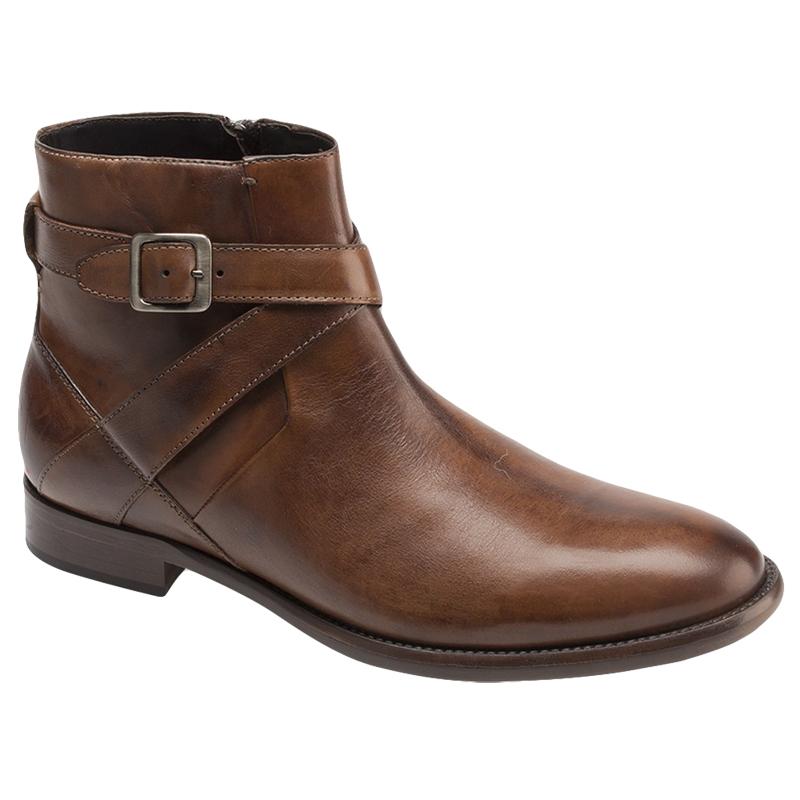 Bacco Bucci Violo Boots Cognac Image