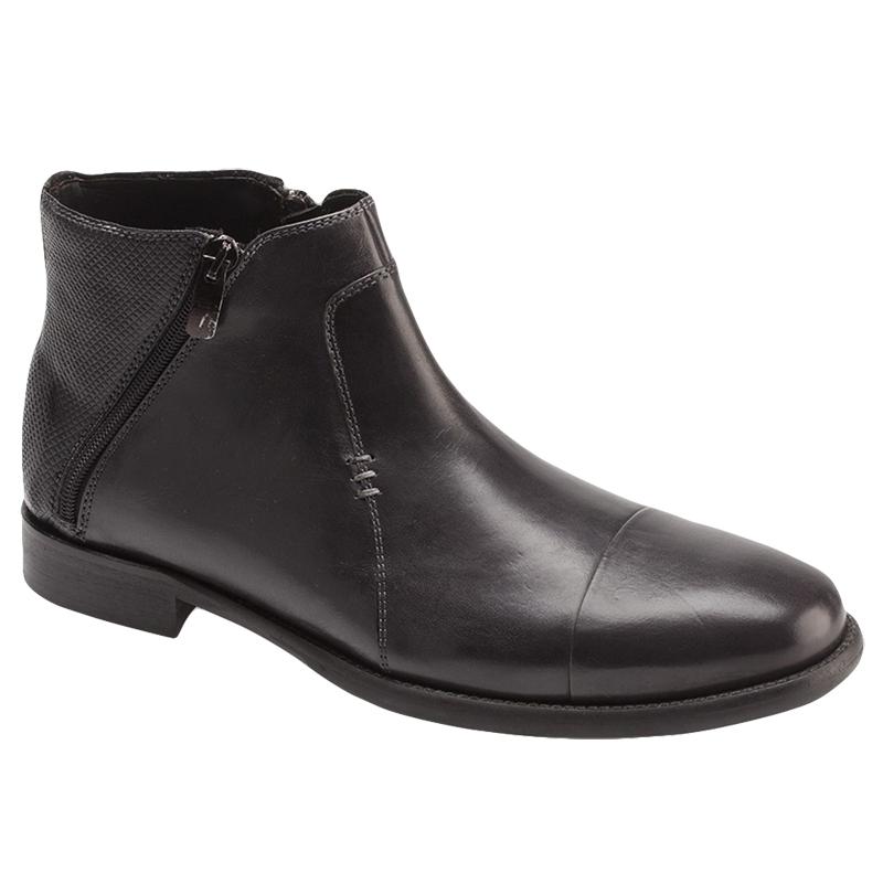 Bacco Bucci Zarra Boots Black Image