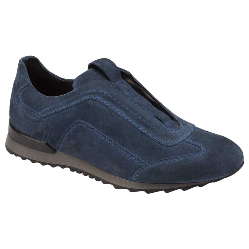 Bacco Bucci Zidane Sneakers Blue Image