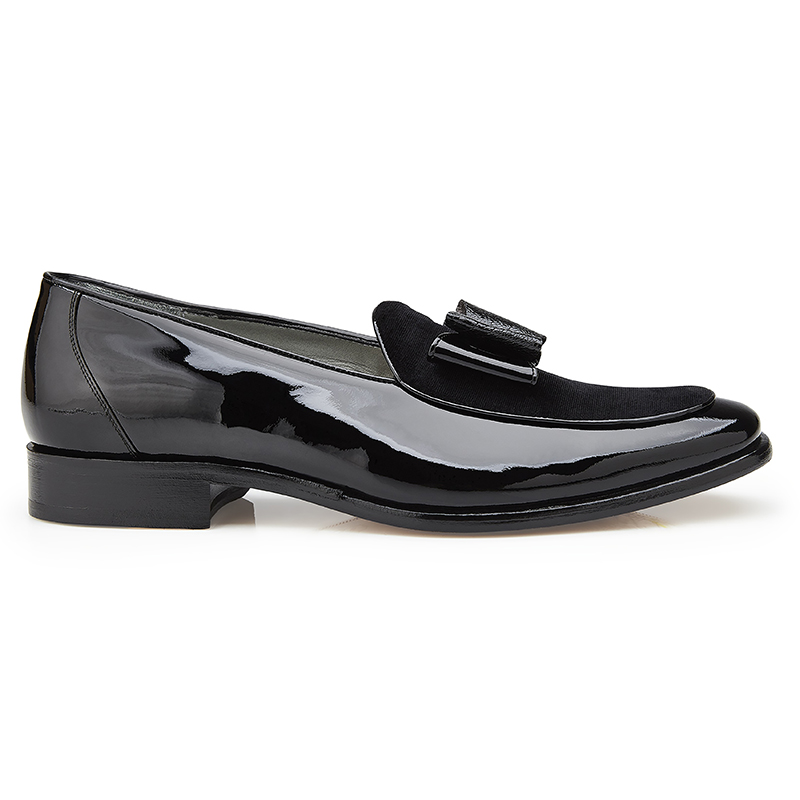 Belvedere Cruz Patent Leather Shoes Black Image