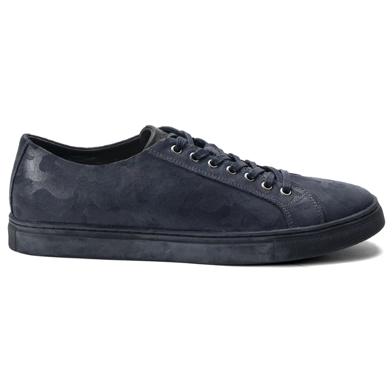 Belvedere Oliver Camouflage Sneakers Blue Image