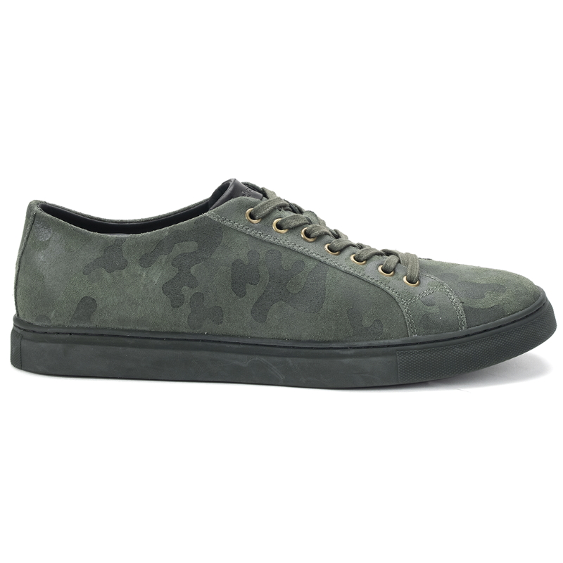 Belvedere Oliver Camouflage Sneakers Green Image