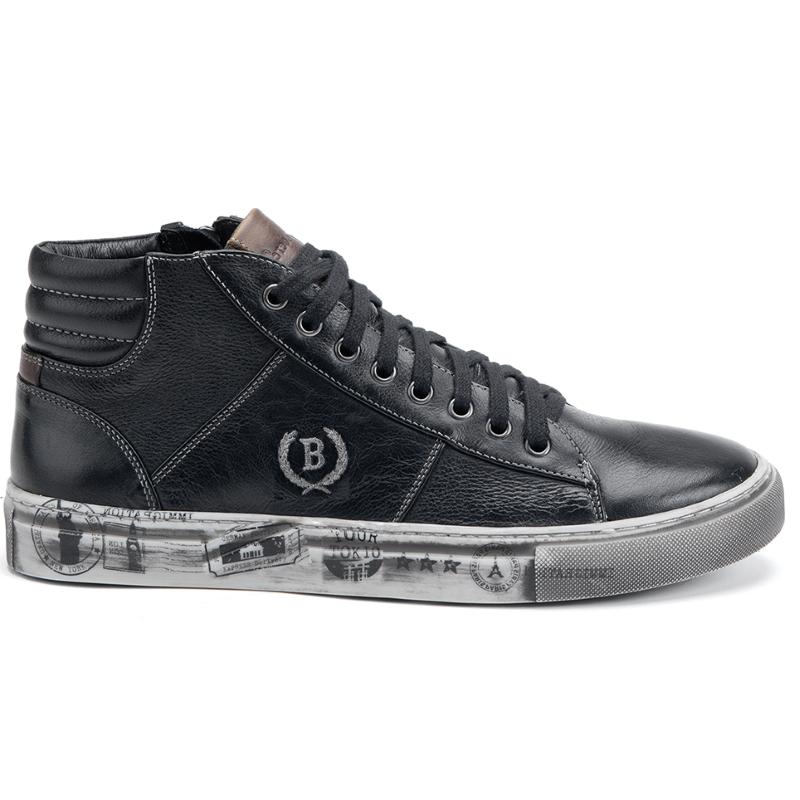 Belvedere Ralph Sneakers Black / Cognac Image