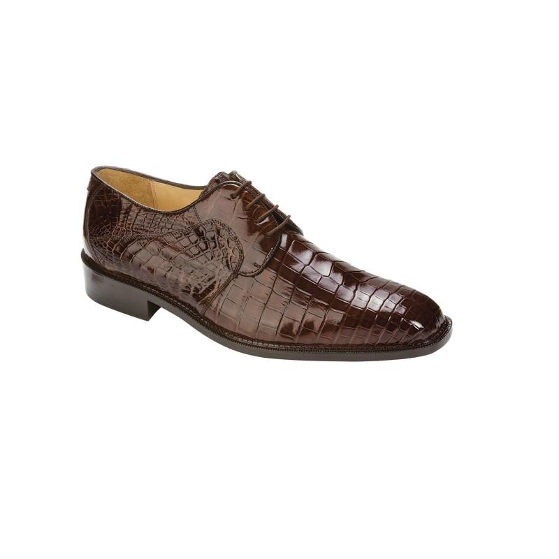 Belvedere Crocodile Dress Shoes