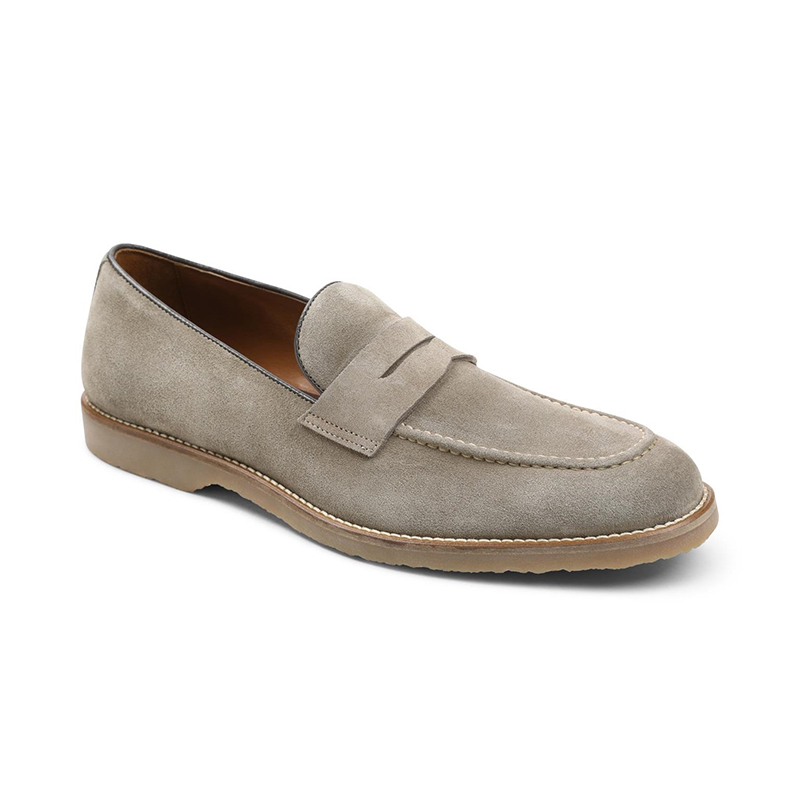 Bruno Magli Cali Penny Loafers Taupe Image