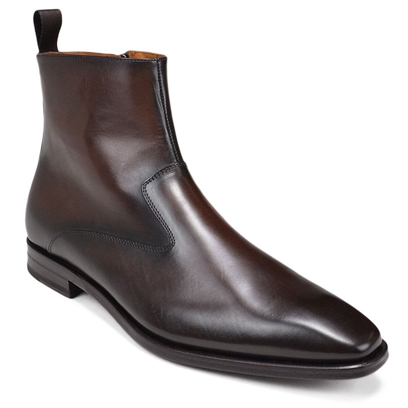 Bruno Magli Cavuto Boots Dark Brown Image