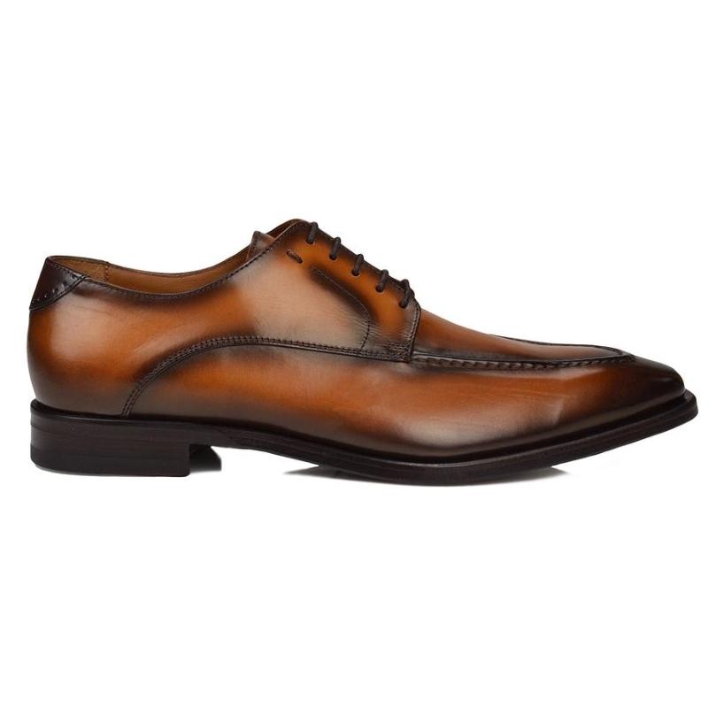 Bruno Magli Colombo Apron Toe Shoes Cognac Image