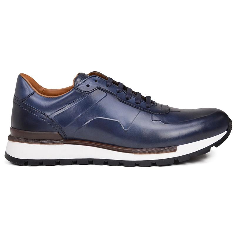 Bruno Magli Davio Sneakers Navy Image