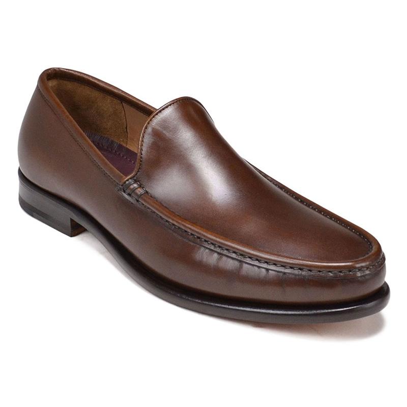 Bruno Magli Ello Venetian Loafers Cognac Image