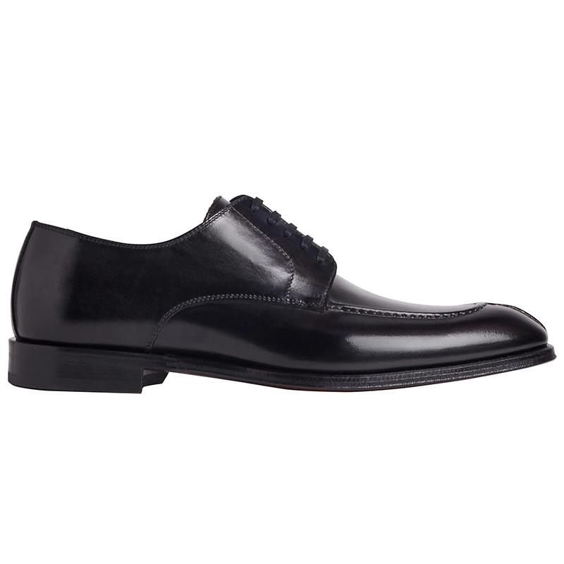 Bruno Magli Livio 5 Eyelet Derby Shoes Dark Grey Image