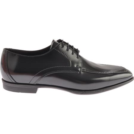 bruno magli mianato shiny calfskin dress shoes black