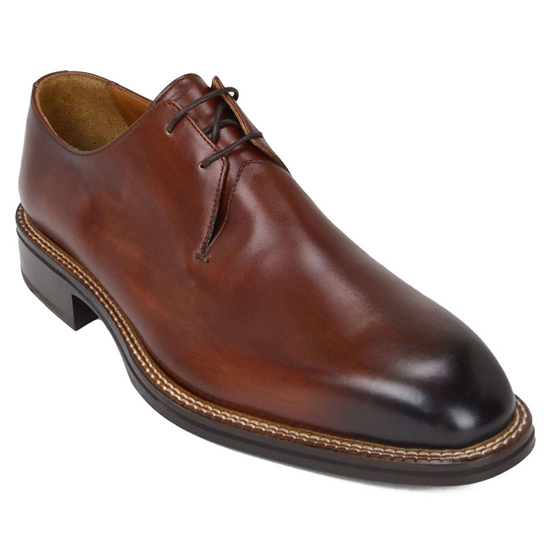 Bruno Magli Norris Dress Shoes Cognac Image