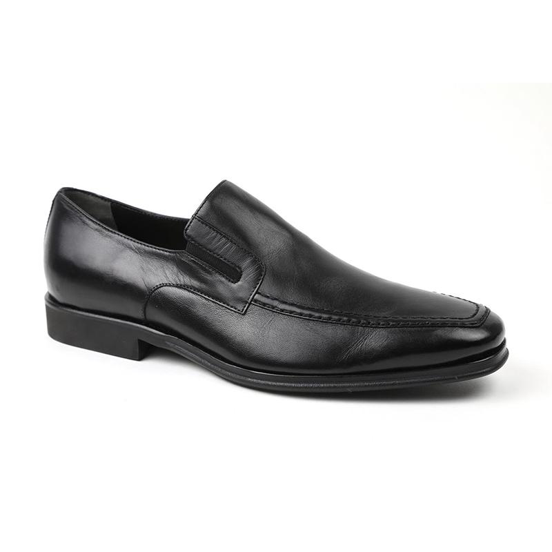 Bruno Magli Raging Slip-on Shoes Black Image