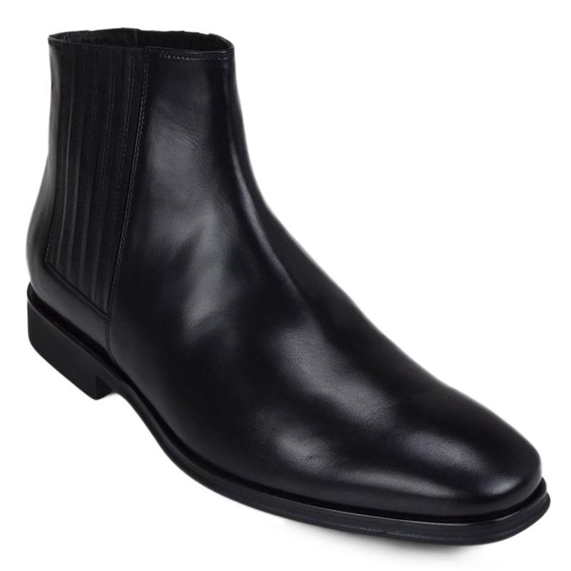 Bruno Magli Rezzo Nappa Leather Boots Black Image