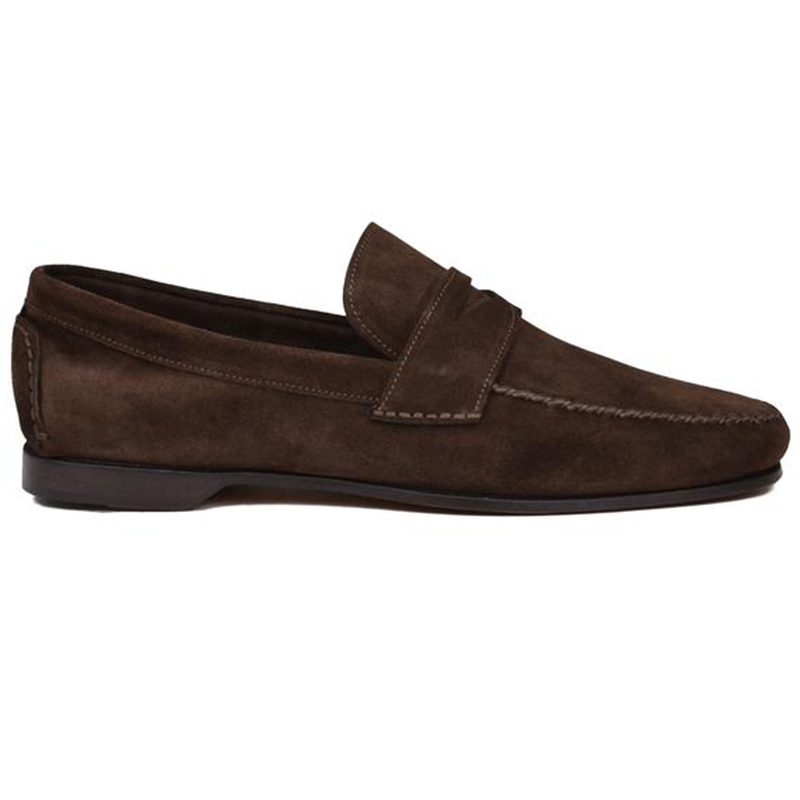 Bruno Magli Riva Slip-on Loafer Dark Brown Image