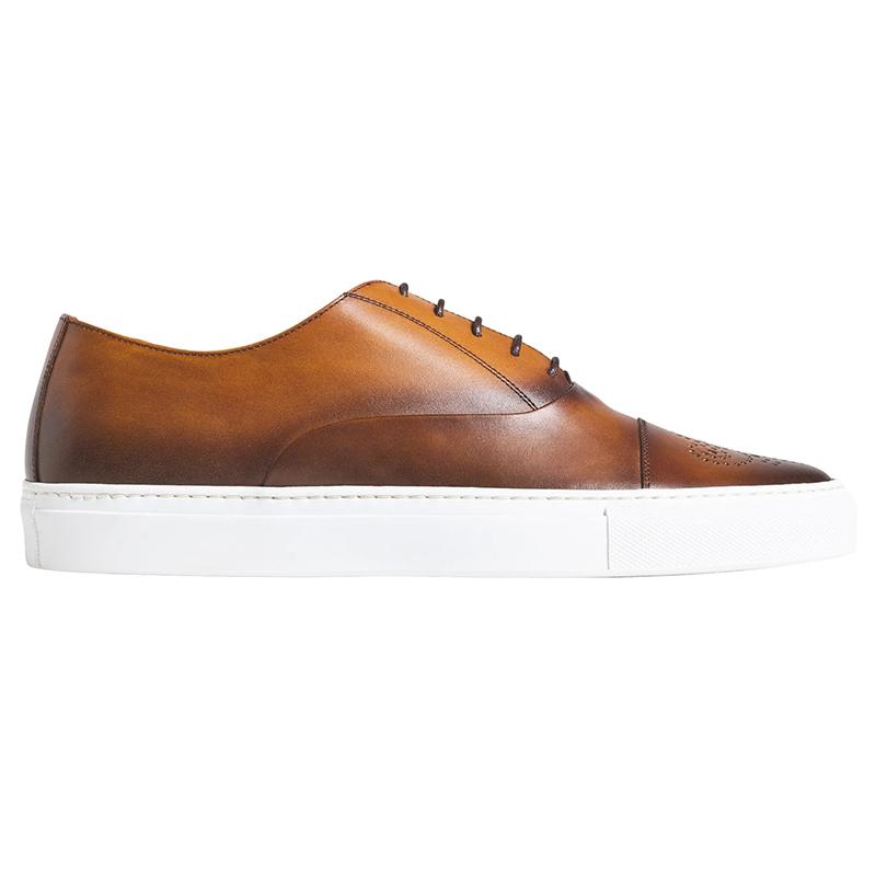 Bruno Magli Stefano Oxford Sneaker Cognac Image