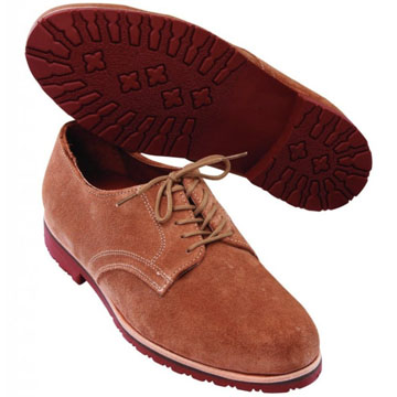 David Spencer Suede Buck Lace Up Dirty Buck Image