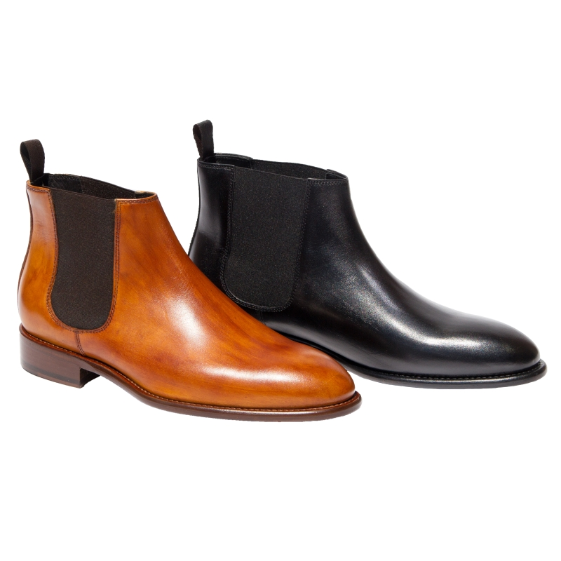 Calzoleria Toscana 1396 Chelsea Boots Image