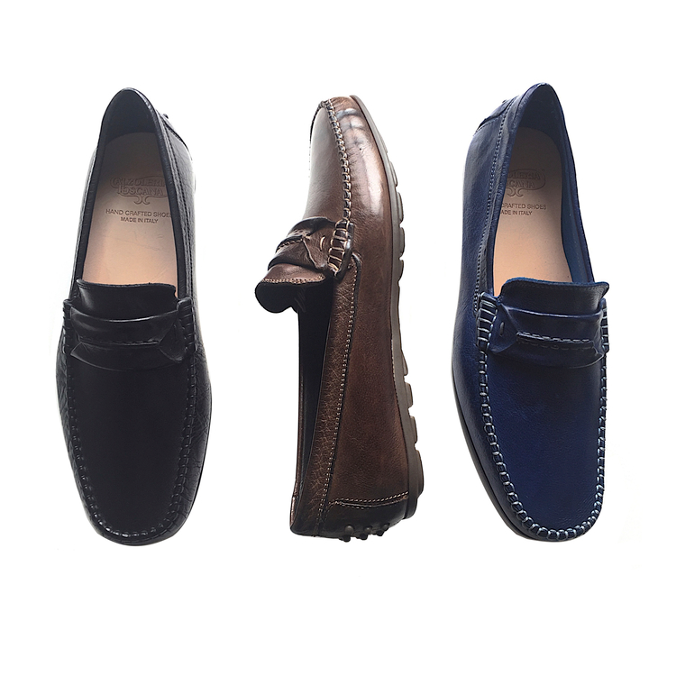 Calzoleria Toscana 3905 Driving Loafers Image