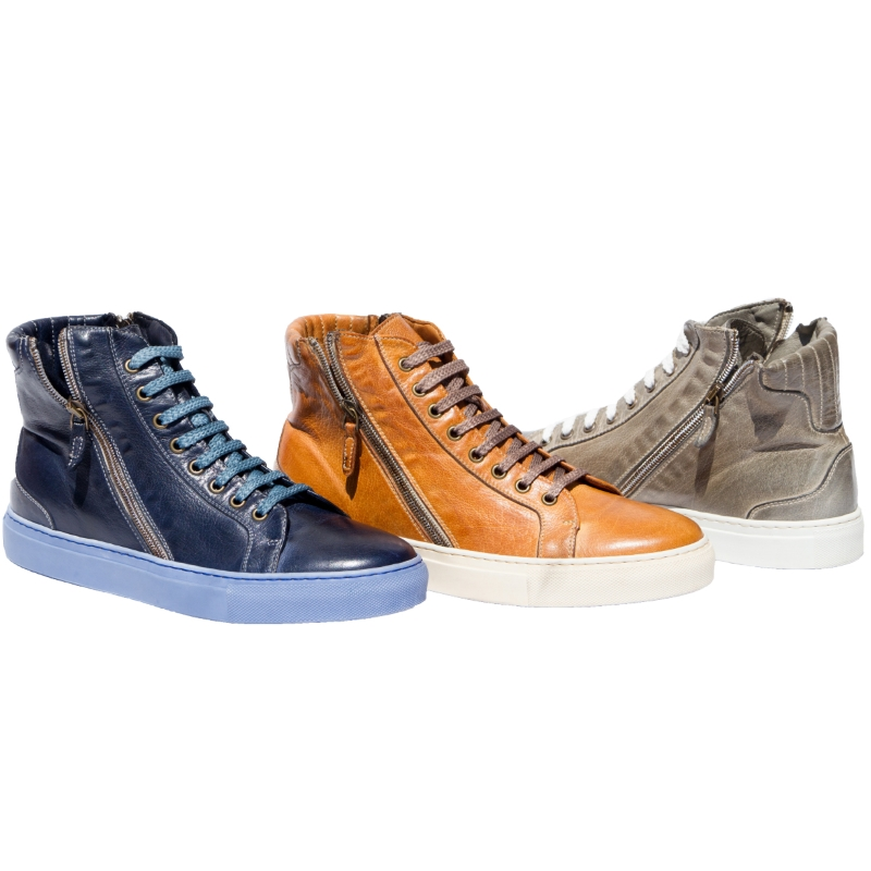 Calzoleria Toscana H490 High Top Sneakers Image