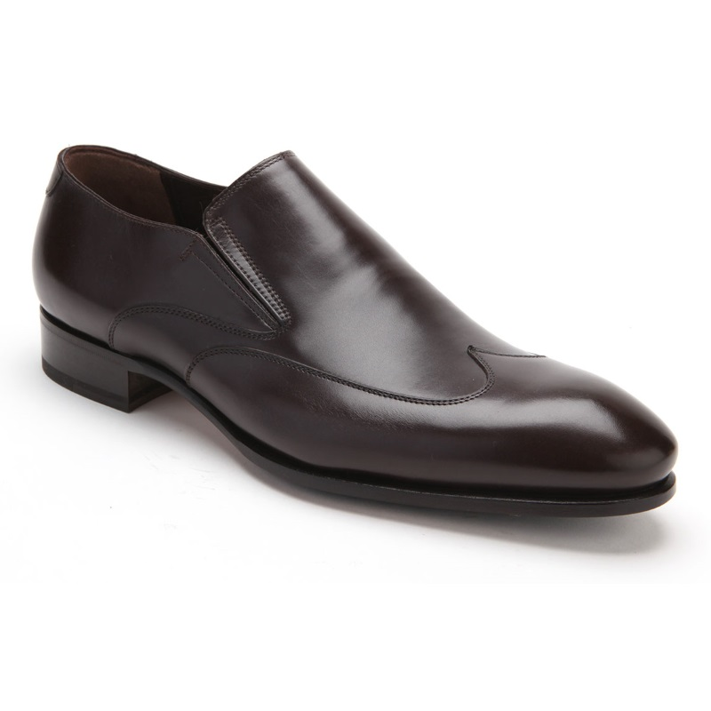 Caporicci 9921 Wingtip Loafers Brown Image